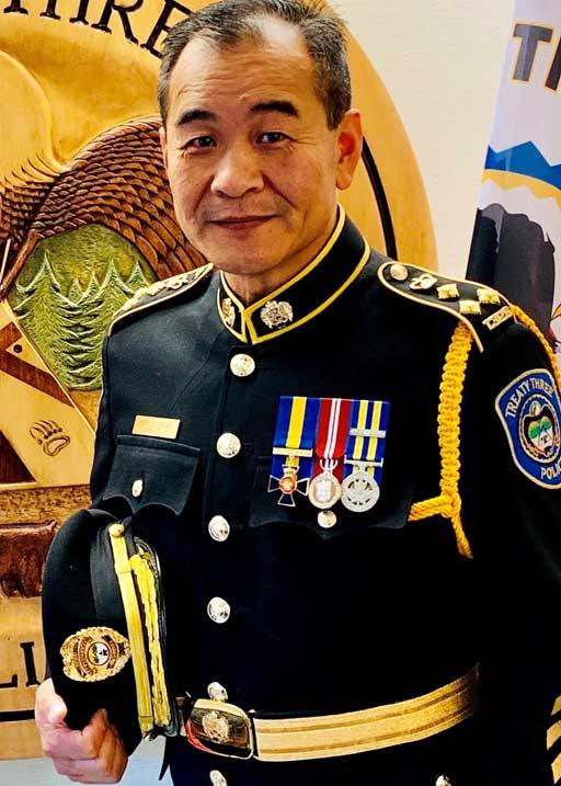 Chief Kai Liu